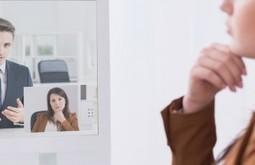 Infographie : réussir votre entretien de recrutement via Skype | Comment trouver un emploi | Scoop.it