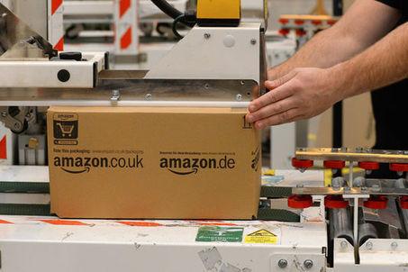 Amazon va ouvrir son premier magasin physique à New York | TRH du LPO | Scoop.it