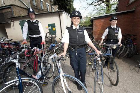Is one of these yours? 250 stolen bikes recovered in raid on Clapton underworld workshop | The Indigenous Uprising of the British Isles | Scoop.it