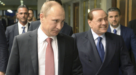 'I'll be minister for my friend Putin': Berlusconi offered post by Russian President - paper | Saif al Islam | Scoop.it