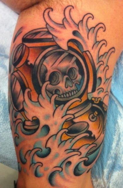 Tattoo by William Jackman | Tattooed | Scoop.it