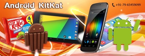 The Sweeter Version Of Android - Android Kitkat   Apeiront   Scoop.it