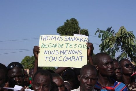 'Debt is a cleverly managed reconquest of Africa' – Thomas Sankara | Peer2Politics | Scoop.it