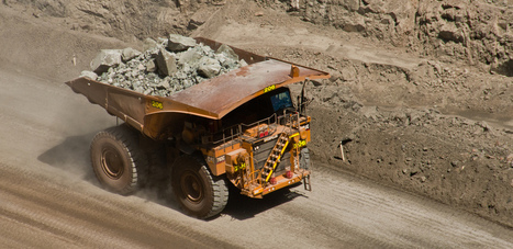 New thinking needed on costly mining as ores get less rich - Phys.org   Benoit Massé Tech Trends   Scoop.it