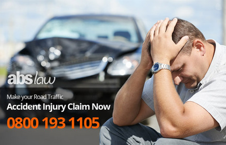Reasons of Essentiality Regarding Road Accident Claims For A Victim | Traffic Accident Claim UK | Scoop.it