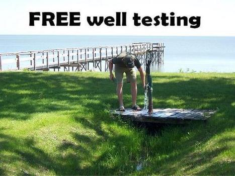 Free Well water testing for Inwood, MB residents. | Lake Winnipeg Basin Information Network News Summary | Scoop.it