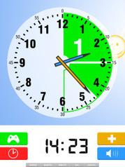 Aprende a leer el reloj con Educlock - PROYECTO #GUAPPIS   iPad classroom   Scoop.it