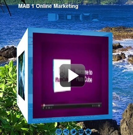 Ways to use the Cube for Internet Marketing. | Social Media Marketing | Scoop.it