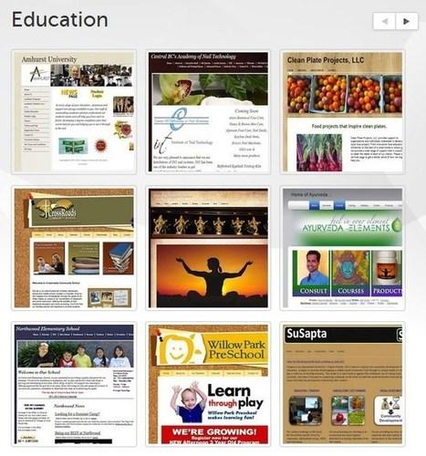 Elaboració i allotjament de pàgines web amb Yola.com | Recursos i eines TIC per a l'educació | Scoop.it