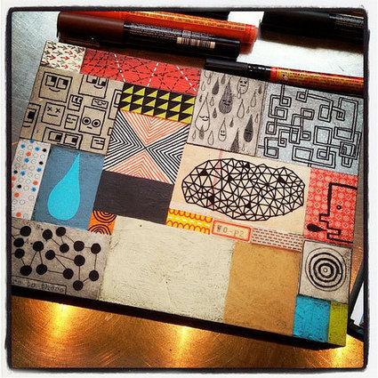 Blog: Over 34,000 Doodles Live On OurDA Flickr Group! - Doodlers ...   Artistic Line Designs-all free   Scoop.it