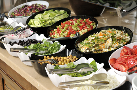 5 Steps for Healthy Corporate Catering | Employee Wellness | Scoop.it