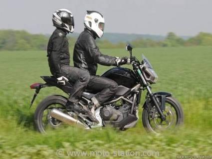 Conseil pratique : Choisir sa moto pour le duo   Sécurité routière, sécurité 2 roues   Scoop.it