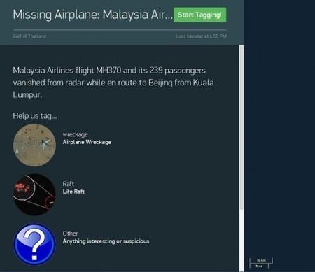 CHASSE AU TRÉSOR – Les internautes à la recherche de l'avion disparu | Monde géonumérique | Scoop.it
