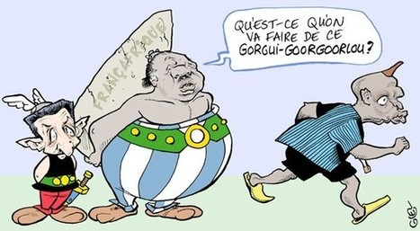 Sarkozix, Ali Bongo et Wade au pays de la Françafrique | Everything you need… | Scoop.it
