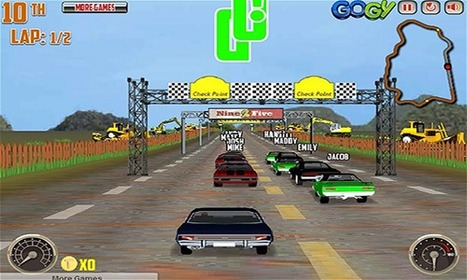 العاب سباق سيارات في نسختها 3 | edumooc 4 all | Scoop.it