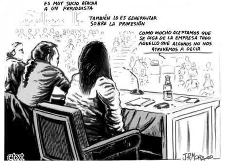 Pablo Iglesias y el secreto inconfesable de la crisis de la prensa   EL VIL METAL.   Scoop.it