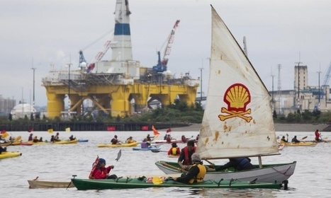 Shell accused of strategy risking catastrophic climate change | Psycholitics & Psychonomics | Scoop.it