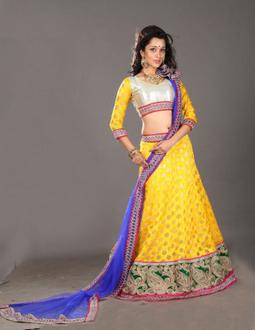 Navaratri Chanya Choli @ Rs 3,150 | Gifting Zone | Scoop.it