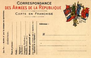 La poste pendant la première guerre mondiale   Nos Racines   Scoop.it
