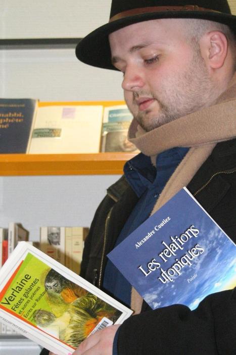 Oye-Plage : Alexandre Coutiez écrit les «Relations utopiques» - La Voix du Nord | Documentation | Scoop.it