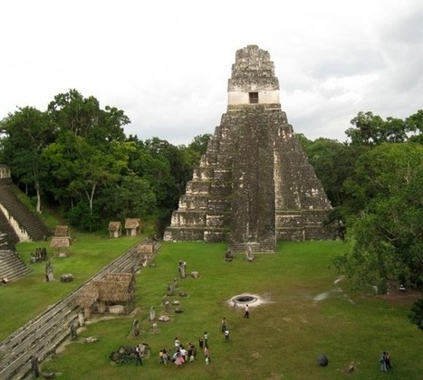 Move Over, Mexico: The Maya in Central America | Archaeology Articles and Books | Scoop.it