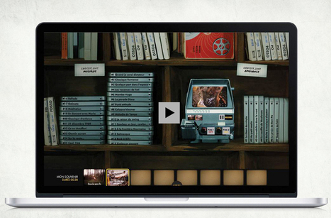 Retrouvez enfin vos souvenirs perdus avec le webdocumentaire «Synaps» ! | Cabinet de curiosités numériques | Scoop.it
