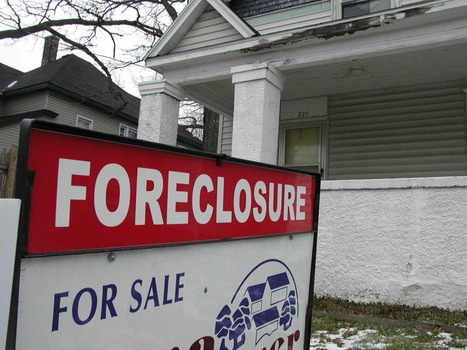 Foreclosure:  Can It Be Stopped? | Real People Real Property | Scoop.it
