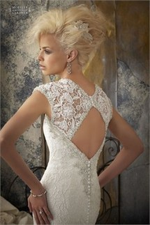 1911 2 from Mori Lee | Wedding Dress Inspiration | Scoop.it