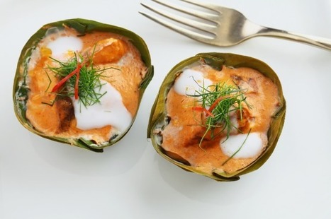 Steamed Fish Cake Recipe - Asian Inspirations   Oeufs   Scoop.it