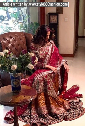 Designer Absolute Brides Collection 2015 Online Purchase Clothing | clothing and fashion new designs | Scoop.it