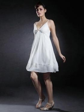 Empire Spaghetti Straps Chiffon Short/Mini Sleeveless Pleats Prom Dresses at sweetquinceaneradress.com | SWEET 16 DRESSES | Scoop.it