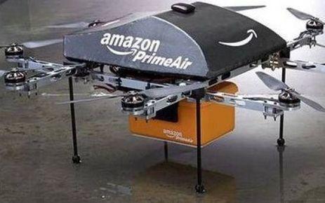 VIDEO. Amazon dévoile son futur système de livraison par drones | Logistique urbaine | Scoop.it