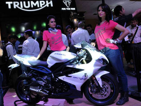 Triumph Motorcycles Set Foot In Chennai | Drivespark Automobile News | Scoop.it