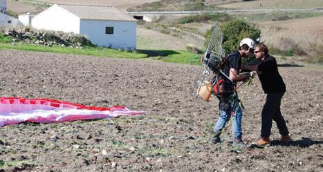 Allez voler au printemps prochain en Andalousie, chez des ... Anglais avec FlySpain ! | Le marcheur de l'air. Paramotoriste | Scoop.it