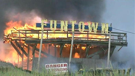 Electrical Fault Caused Seaside Boardwalk Fire: Official - NBC 10 Philadelphia | Restoration | Scoop.it