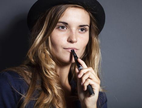 Arrêter de fumer avec la cigarette électronique - Femme Actuelle   cigarette virtuelle   Scoop.it