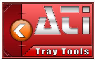 Logiciel licence gratuite: Logiciel gratuit ATI Tray Tools 1.7.9.1568 2011 Ati Radeon Licence gratuite freeware Windows 7 , Vista , XP   High-Tech news   Scoop.it