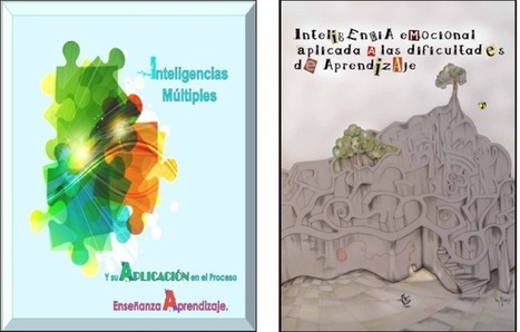 Dos Libros: Inteligencias Múltiples - Inteligencia Emocional | El rincón de mferna | Scoop.it