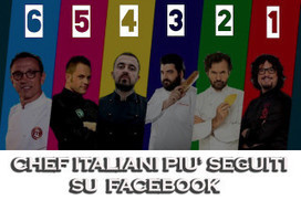 Do you speak Facebook? Gli chef che -lo avete voluto voi- ci piacciono di più | Food & Beverage - Art,Communication & Marketing | Scoop.it