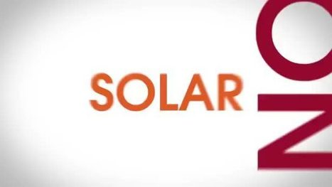 Solar Power Be The Energy Miracle | wesrch | Scoop.it