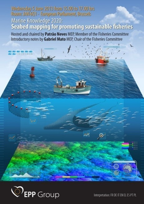 Seabed mapping for promoting sustainable fisheries, 5 June | Remote Sensing of ocean & coastal waters | Scoop.it