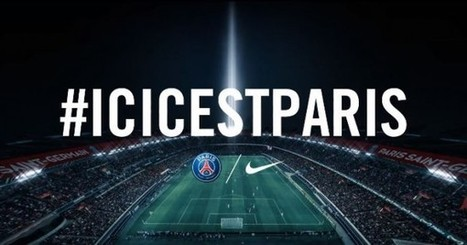 "#ICICESTPARIS: le PSG et Nike illuminent le Parc des Princes | L'information Quotidienne ""Sport & Digital"" 