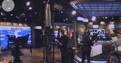 """Tour the """"CBS This Morning"""" studio in virtual reality 