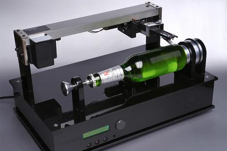 BECK'S invente la première bière musicale qui s'utilise comme un vinyle ! | Wine, Life & Geek - entre Bordeaux & Toulouse | Scoop.it