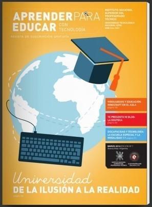 Aprender para Educar – Nuevo número gratuito de esta revista digital para profesores y alumnos | Educación y TIC | Scoop.it