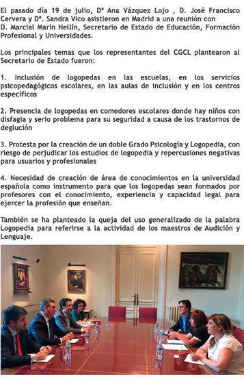 Boletín Informativo CGCL N9 | NOVETATS-WEB | Scoop.it