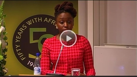 Video: Why are we surprised: Chimamanda Ngozi Adichie speech at Nordic Africa Institute   The Other Face of Today's African Woman   Scoop.it