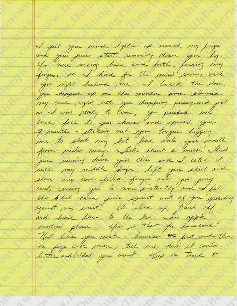 Bernard Kerik Prison Porn Letter Happy 59th Birthday Bernie Kerik | DoingTimeWithBernie | Scoop.it