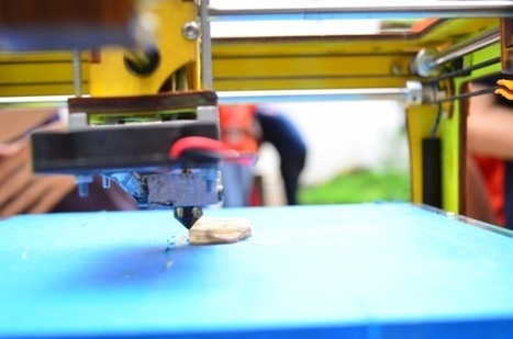 3-D printing with composites continues to grow | Industrial subcontracting | Scoop.it