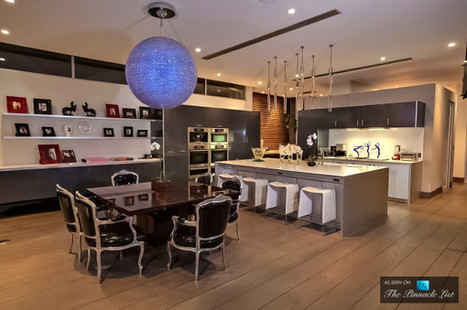 Take a Tour of Avicii's Brand New $15 Million Home in Hollywood | DJing | Scoop.it